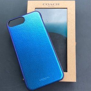 Coach NASA iPhone 8plus case